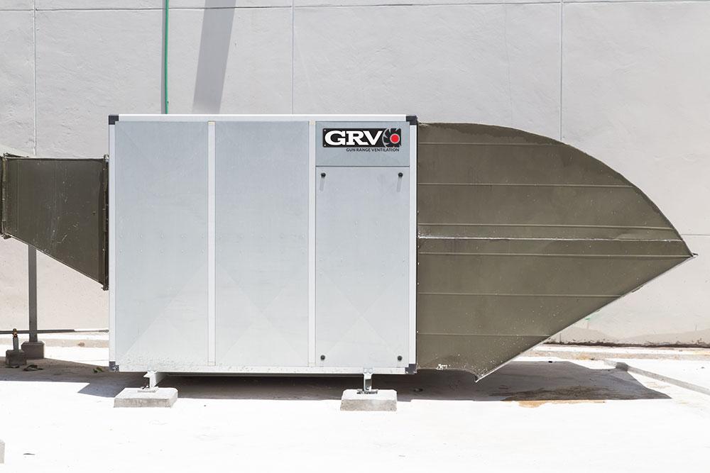 Gun Range Ventilation Systems - Indoor Gun Range Ventilation